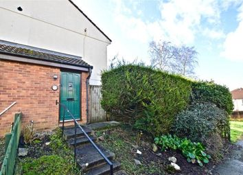 Thumbnail 1 bed end terrace house for sale in Blackthorn Close, Honiton, Devon