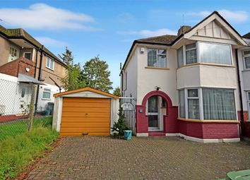 Thumbnail 3 bed semi-detached house for sale in Peel Road, Wembley, Middlesex