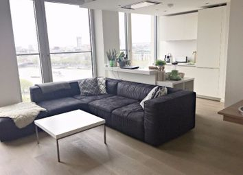 Thumbnail 2 bed flat for sale in Upper Ground SE1, London,