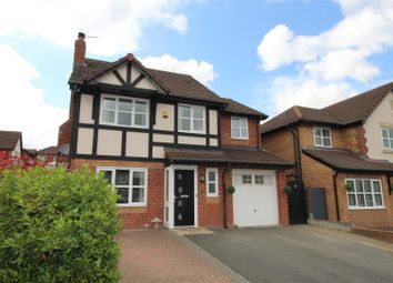 4 bed detached house for sale in Tegid Drive, New Broughton, Wrexham LL11