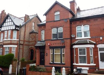 Thumbnail 2 bed flat to rent in Grosvenor Road, Manchester