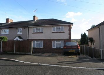 Thumbnail 4 bedroom end terrace house for sale in Dudley, Netherton, Gloucester Road