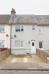 Thumbnail 3 bed terraced house for sale in Whyman Avenue, Chatham