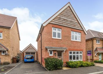 Kiln Way, Halling, Rochester ME2. 3 bed detached house for sale