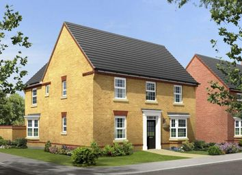 "Thumbnail 4 bedroom detached house for sale in ""Avondale"" at Swanlow Lane, Winsford"