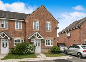 Thumbnail 3 bed semi-detached house for sale in Charles Street, Brymbo, Wrexham, Wrecsam