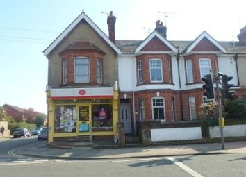 Thumbnail 2 bed flat to rent in Salvington Road, Worthing