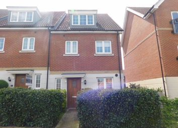 Thumbnail 4 bed end terrace house for sale in Mortimer Road, Stowmarket