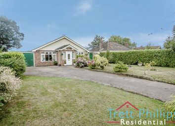 Thumbnail 3 bed detached bungalow for sale in The Street, Sutton, Norwich