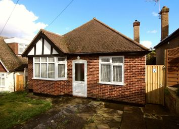Thumbnail 2 bed bungalow for sale in Beechwood Avenue, Orpington