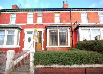 Thumbnail 4 bedroom terraced house for sale in Grasmere Road, Blackpool, Lancashire