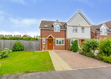 Thumbnail 3 bed semi-detached house for sale in Festival Crescent, Trowell, Nottingham
