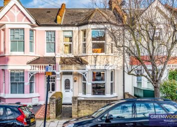 Thumbnail 3 bed terraced house for sale in Trentham Street, Southfields, London