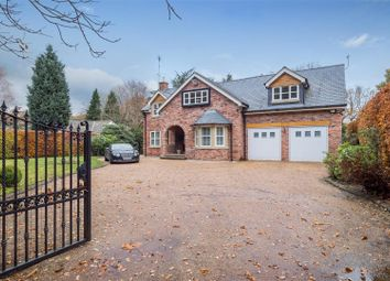 Thumbnail 5 bed detached house for sale in Sand Lane, Nether Alderley, Macclesfield