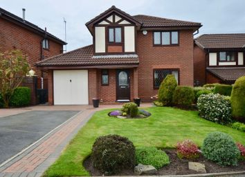 Thumbnail 4 bed detached house for sale in Foxwood Chase, Accrington
