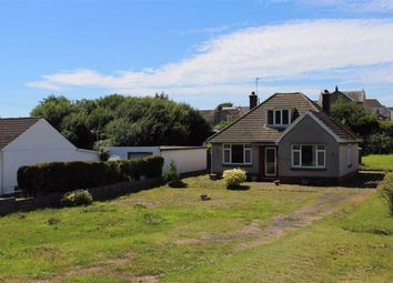 Thumbnail 3 bed detached bungalow for sale in Llanmorlais, Swansea