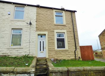 Thumbnail 2 bed end terrace house for sale in Cog Lane, Burnley