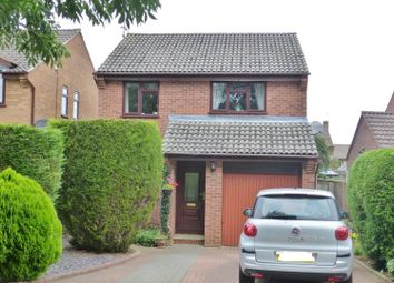 Thumbnail 3 bed detached house for sale in Oak Close, Uppingham, Oakham