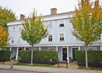 Thumbnail 4 bed town house to rent in Sherbrooke Way, Worcester Park