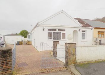 Thumbnail 3 bed semi-detached bungalow for sale in Lon Y Nant, Glynneath, Neath, Neath Port Talbot.