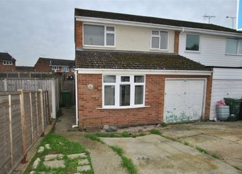 Thumbnail 3 bed semi-detached house to rent in Keyes Way, Braintree