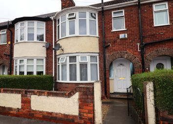 3 bed terraced house for sale in Highfield, Hull, Yorkshire HU7