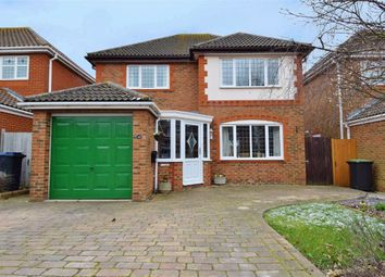 Thumbnail 4 bed detached house for sale in Kittiwake Close, Herne Bay