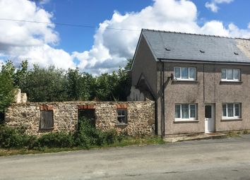 Thumbnail 3 bed semi-detached house for sale in Church Lane, Robeston Wathen, Narberth