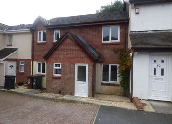 Thumbnail 2 bed property to rent in Woodend Road, Plymouth, Devon
