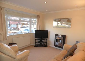 Thumbnail 3 bed terraced house to rent in Hughenden Road, Worcester Park