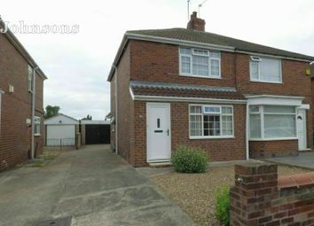 3 bed semi-detached house for sale in Tennyson Avenue, Sprotbrough, Doncaster. DN5