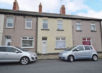 Thumbnail 3 bed terraced house for sale in Renovated House, Gordon Street, Newport