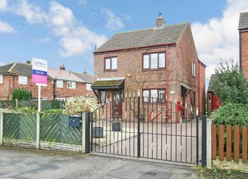 Thumbnail 4 bed detached house for sale in Eastfield Lane, Kellington, Goole, North Yorkshire