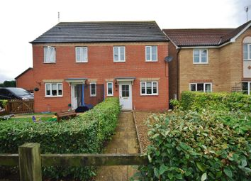 Thumbnail 3 bed semi-detached house for sale in Greenwich Avenue, Holbeach, Spalding