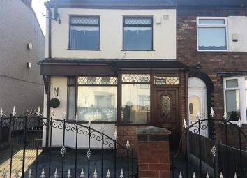 Thumbnail 3 bed terraced house to rent in Gentwood Road, Huyton, Liverpool