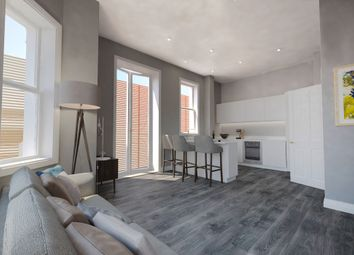 Thumbnail 2 bedroom flat for sale in Birch Grove, London