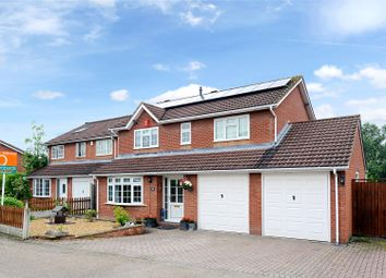 Thumbnail 4 bed detached house for sale in Rotherfield, Shrewsbury