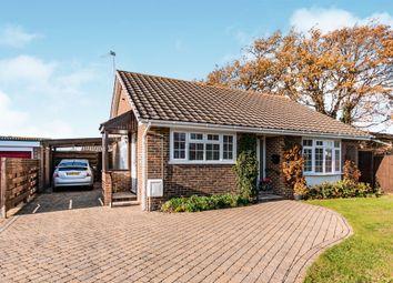 Thumbnail 2 bed detached bungalow for sale in Pryors Lane, Aldwick, Bognor Regis