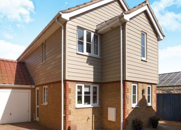 Thumbnail 4 bedroom link-detached house for sale in Mulberry Lea, Upwell, Wisbech
