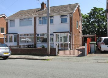 Thumbnail 3 bed semi-detached house for sale in Croft Drive, Moreton, Wirral