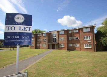 Thumbnail 1 bed flat to rent in Oxford Court, 21 Tugford Road, Tugford Road, Bournville