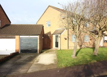 Thumbnail 2 bedroom semi-detached house for sale in Conway Close, Houghton Regis