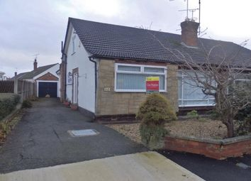Thumbnail 3 bed bungalow to rent in Heywood Boulevard, Thingwall, Wirral