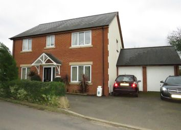 Thumbnail 4 bed detached house for sale in Beech House, Westford, Wellington