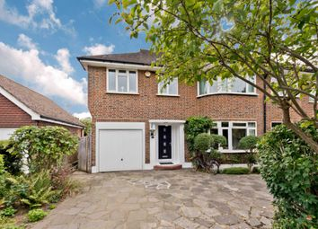 Thumbnail 5 bed semi-detached house for sale in Ennismore Gardens, Thames Ditton
