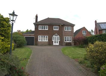 Thumbnail 4 bed detached house for sale in Newbridge Road, Ambergate, Belper