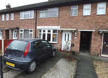 Thumbnail 2 bed town house for sale in Gough Avenue, Orford, Warrington, Cheshire