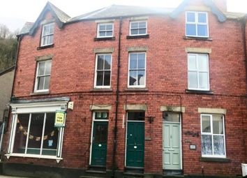 Thumbnail 2 bed terraced house for sale in The Square, Corwen, Denbighshire