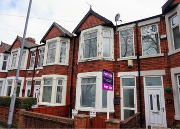 3 bed terraced house for sale in Parkhurst Ave, Manchester M40