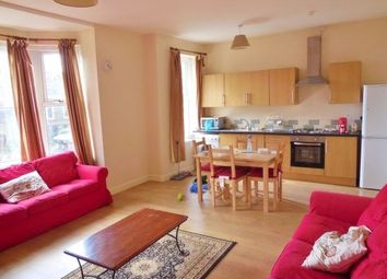 Thumbnail 4 bed maisonette to rent in Oakfield Street, Roath, Cardiff